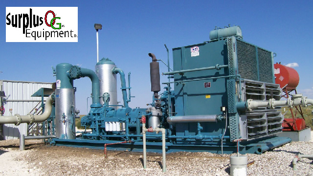 Gas Equipment for Sale at Surplus Oil and Gas Equipment llc