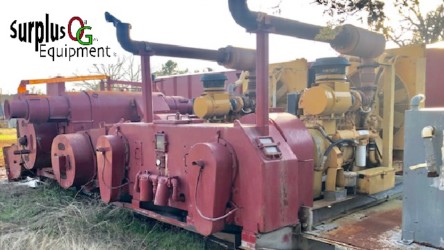Drilling Equipment for Sale at Surplus Oil and Gas Equipment llc