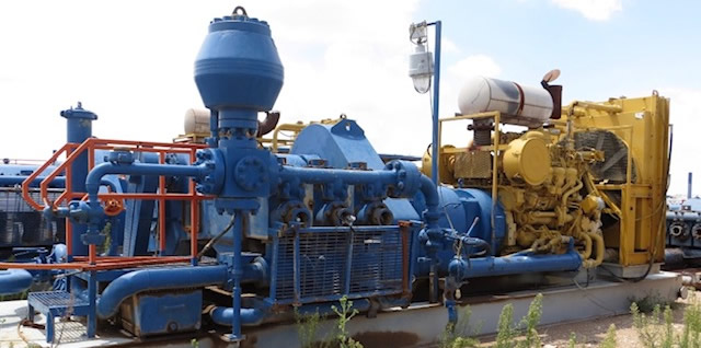 Oil and Gas Equipment for Sale